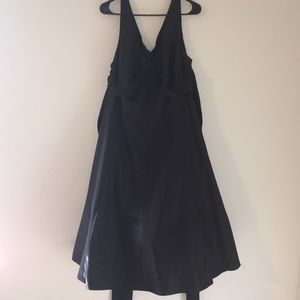 Onyx women's black plus size dress 18 W
